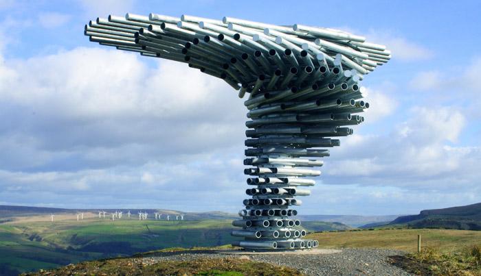 Singing Ringing Tree, Lancashire - Tonkin Liu