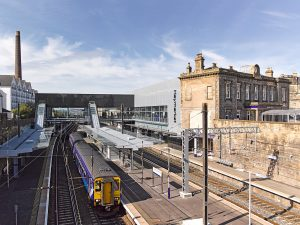 Haymarket Station - IDP Architects