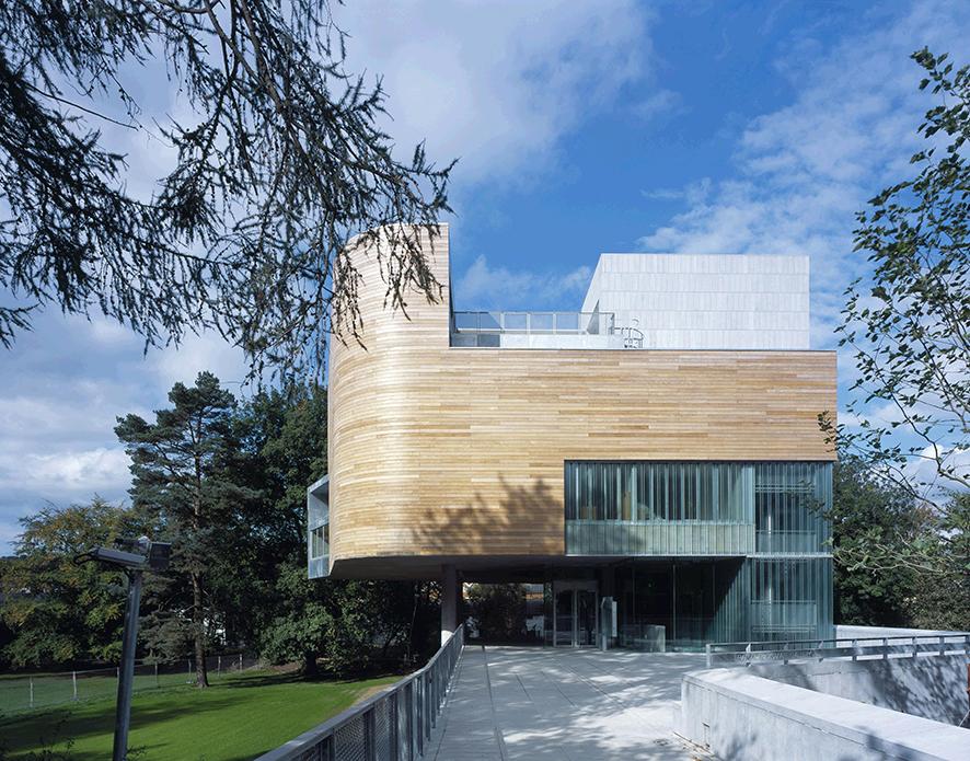 Lewis Glucksman Gallery, Ireland - O'Donnell & Tuomey