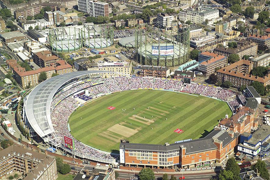 Brit Oval Footbal Stadium, Kennington, London - The Miller Partnership