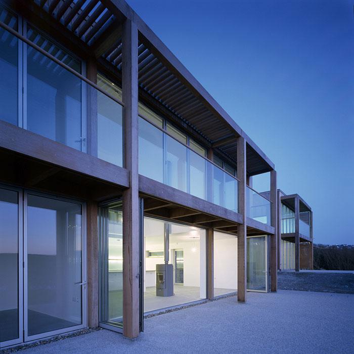 Malindi and Providence Houses, Porthtowan, Cornwall