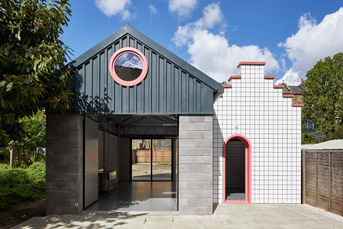 CAN Lomax Studio in New Cross, London