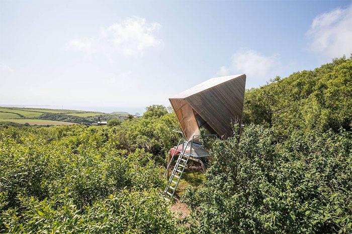 Kudhva Architectural Cabins
