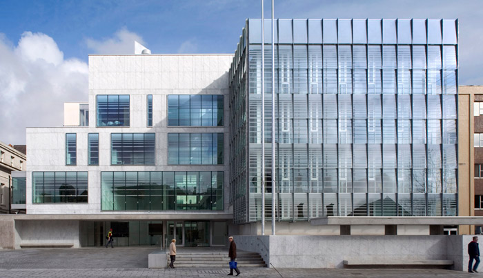 Cork Civic Offices - ABK Architects