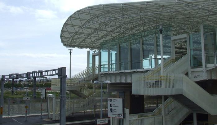 Clongriffin Dart Station, Dublin - Ceardean Ltd