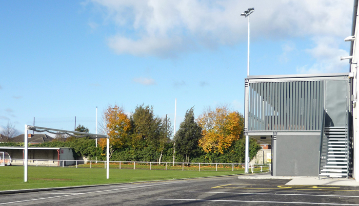 Tolka Rovers AFC, Dublin - Denis Byrne