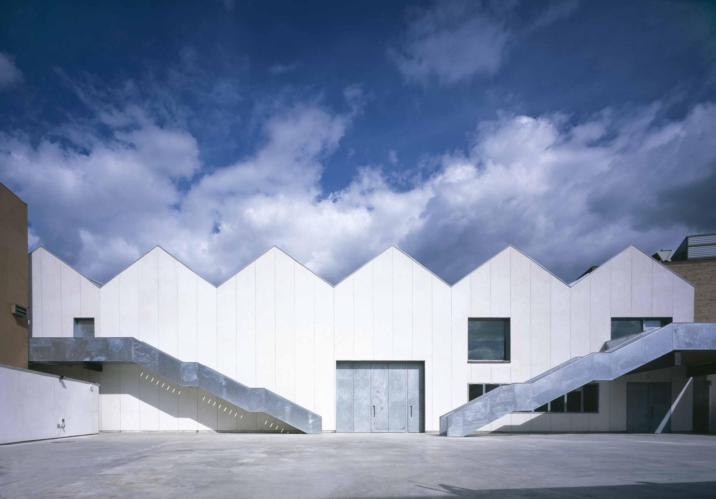 David Chipperfield Architects, Gormley Studio