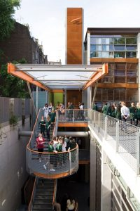 St Marylebone School, London - Gumuchdjian Architects