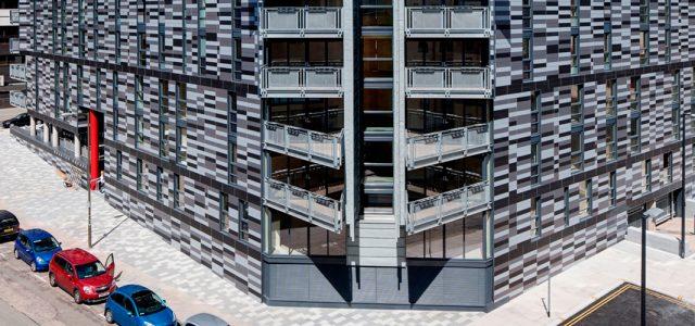 Wharton Square Social Housing - Edinburgh