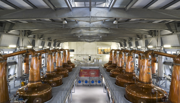 Roseisle Distillery, Elgin, Scotland - RIM Fabrications