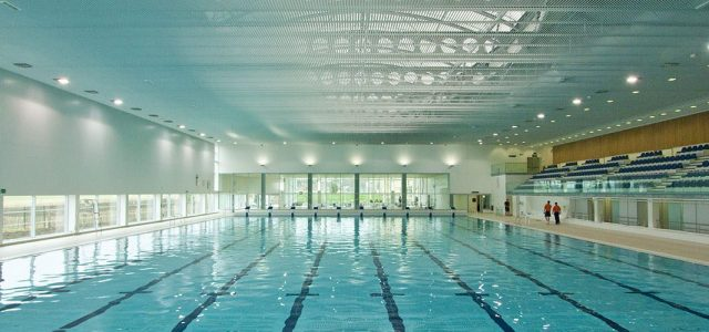 Hengrove Park Leisure Centre Swimming Pool, Bristol - Kier Construction