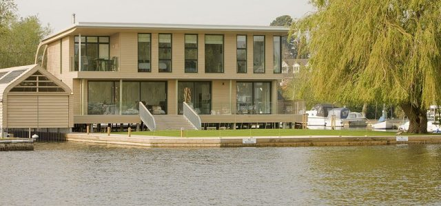 The Haven, The Norfolk Broads - LSI Architects & Michael Barclay Partnership