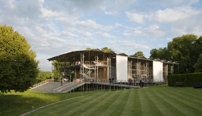 Snell Associates - Garsington Opera Pavilion, Buckinghamshire