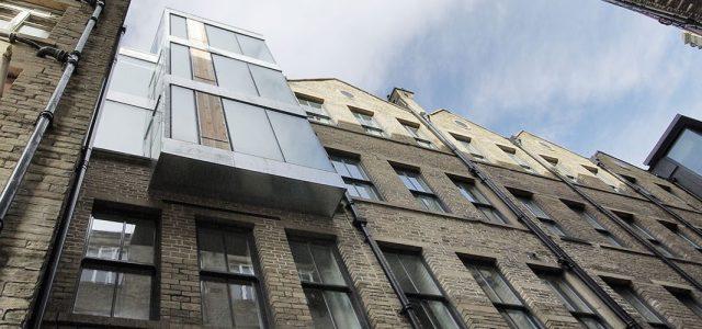 Tayson House, Bradford - Kraus Schönberg Architects