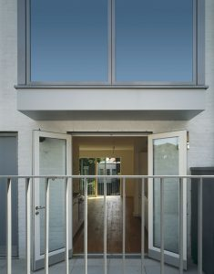 Vassall Road Housing and Medical Centre, London - Tony Fretton Architects