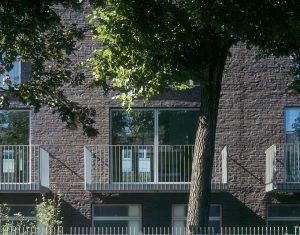 Vassall Road Housing and Medical Centre, London - Tony Fretton Architects