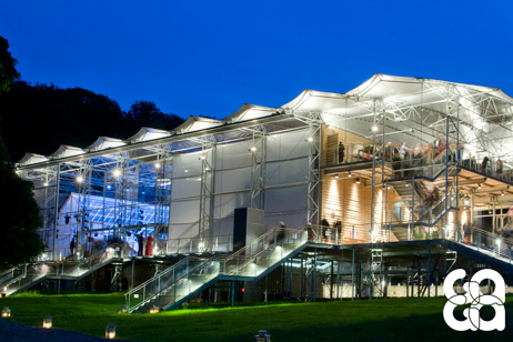 Winner 2012 - Snell Associates, Garsington Opera Pavilion
