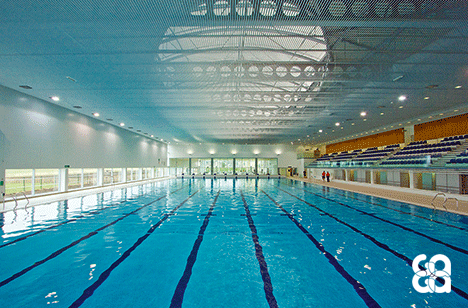 Winner 2013 - Kier Construction, Hengrove Park Leisure Centre