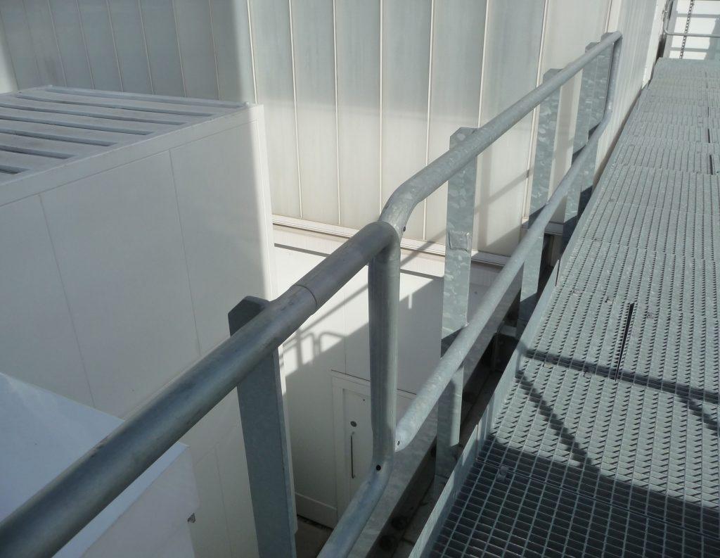SWC galvanised maintenance walkway (c) iRAL