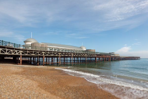 Hastings Pier Restoration, Hastings Pier Charity & Ramboll