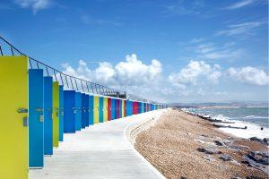 Milford-on-Sea Beach Huts - Snug Architects