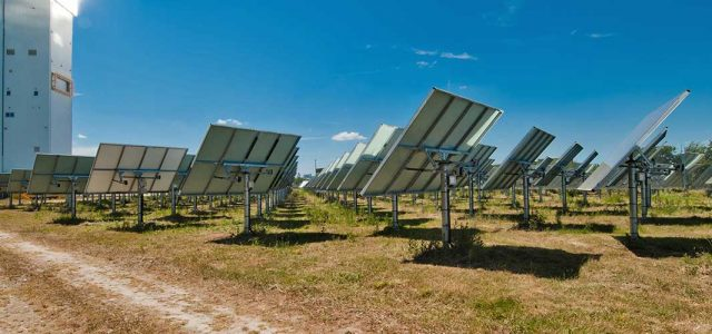 Heliostats and the thermo solar industry challenge