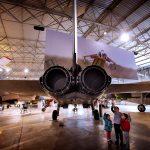 Restored WWII Aircraft Hangers - Smith Scott Mullan Associates