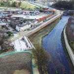 River Dargle Flood Defences Southwest Engineering