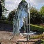 Wings of Cradley Sculpture - Luke Perry
