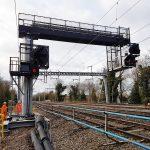Crossrail West Gantries - Global Rail Construction