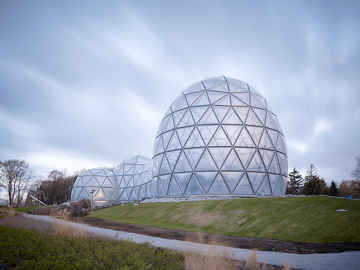 Dome Structure- Fabric Membrane