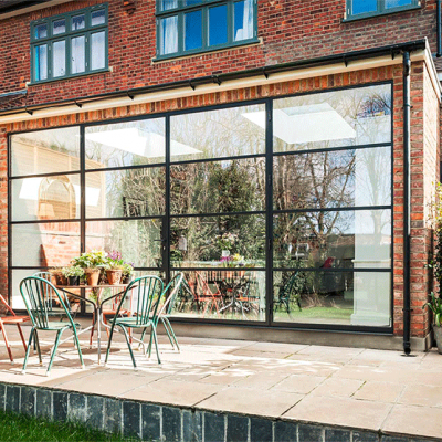 Longstone - Perla Windows London
