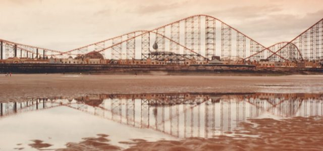 Pepsi Max Big One Roller Coaster, Blackpool - Allott and Lomax
