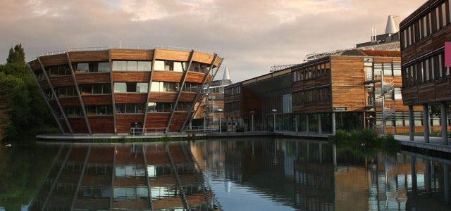 Jubilee Campus, Nottingham University, Michael Hopkins and Partners