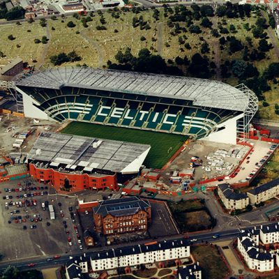 Celtic Park Football Stadium
