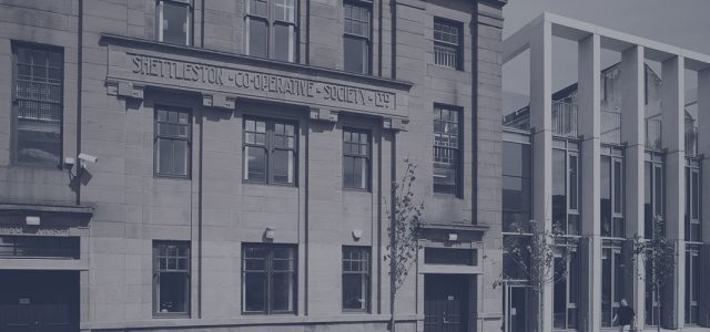 Shettleston Housing Association Offices - Elder and Cannon