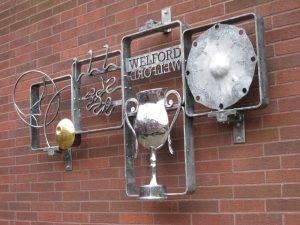 ian moran - springhill hockley sculptures in Birmingham