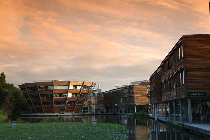University of Nottingham, Jubilee Campus, Michael Hopkins and Partners