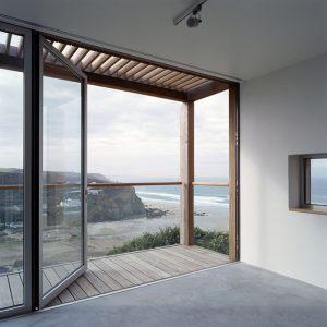 Malindi and Providence Houses, Porthtowan, Cornwall - Simon Conder Associates