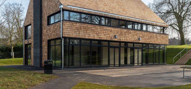 Crystal Palace Park Chris Dyson Architects