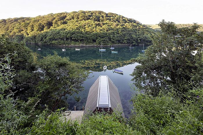 Boathouse Design
