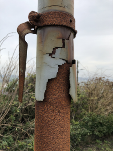 Stop Rust in Wales