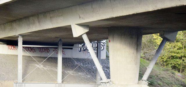 Reinforcement of A67/A3, Frankfurt