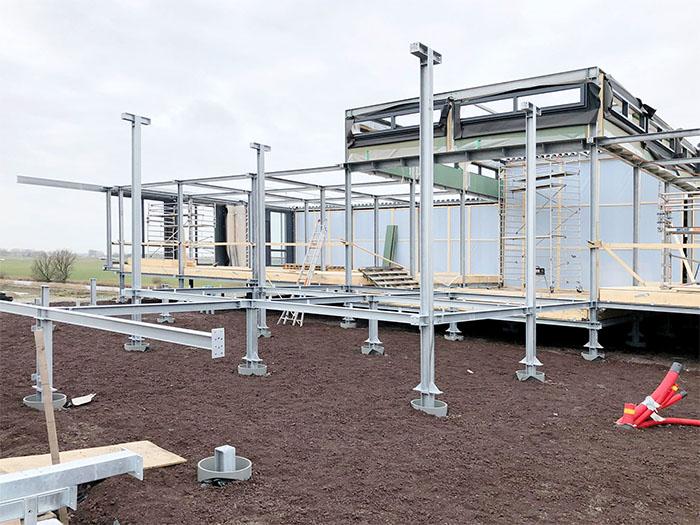 Leeuwarden Energy Knowledge Centre Achterbosch Architecten