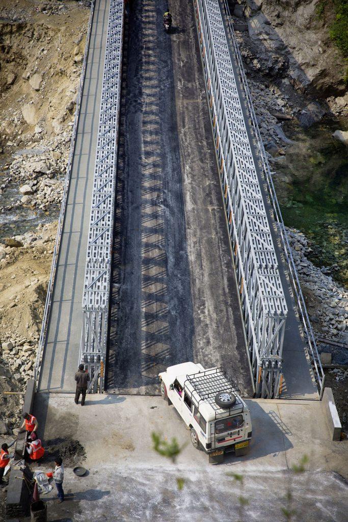 Sonprayag Bridge India