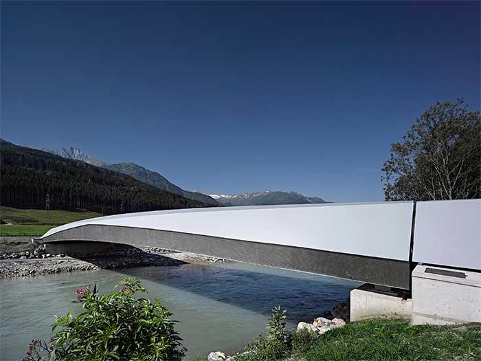 Bridge over the Salzach